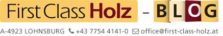 First-Class-Holz Blog