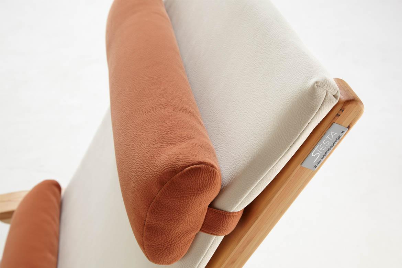 wellnessliege siesta natur first class holz. Black Bedroom Furniture Sets. Home Design Ideas