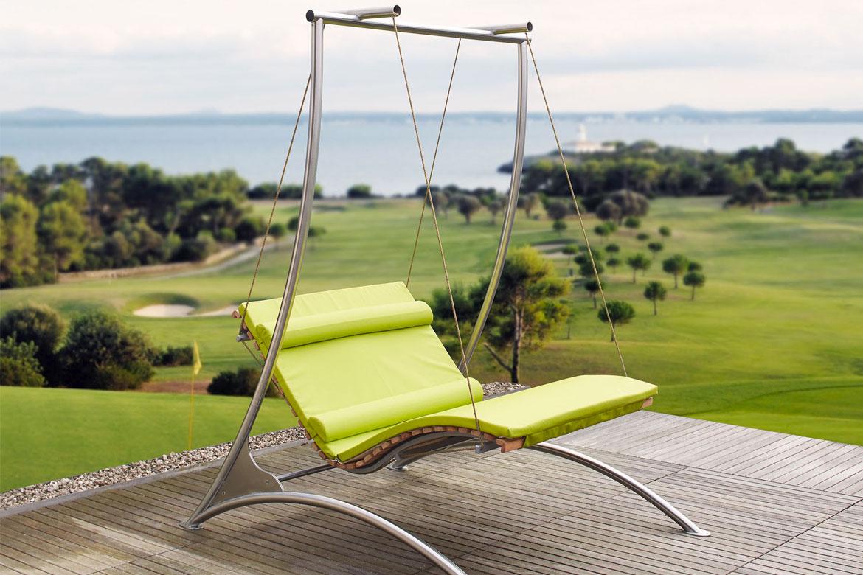 schwebeliege outdoor wanderfreunde hainsacker. Black Bedroom Furniture Sets. Home Design Ideas