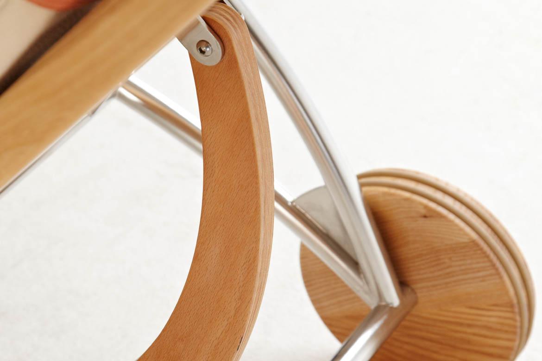 wellnessliege siesta stabil first class holz. Black Bedroom Furniture Sets. Home Design Ideas