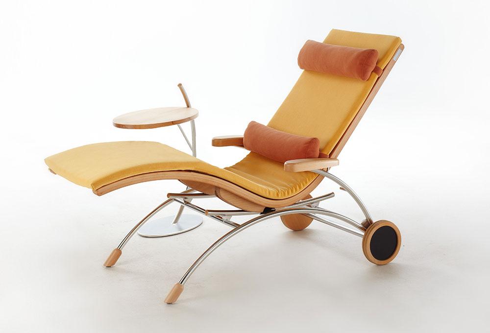 wellnessliegen innen first class holz. Black Bedroom Furniture Sets. Home Design Ideas