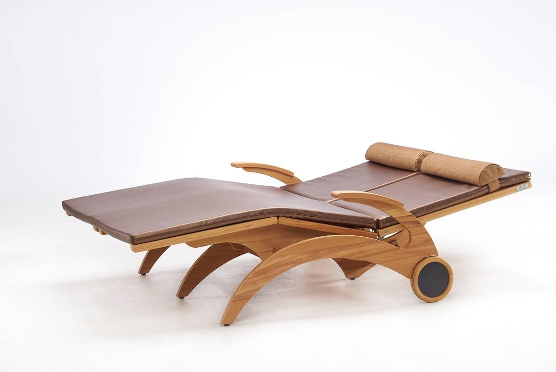 wellnessliege siesta stabil natur duo first class holz. Black Bedroom Furniture Sets. Home Design Ideas